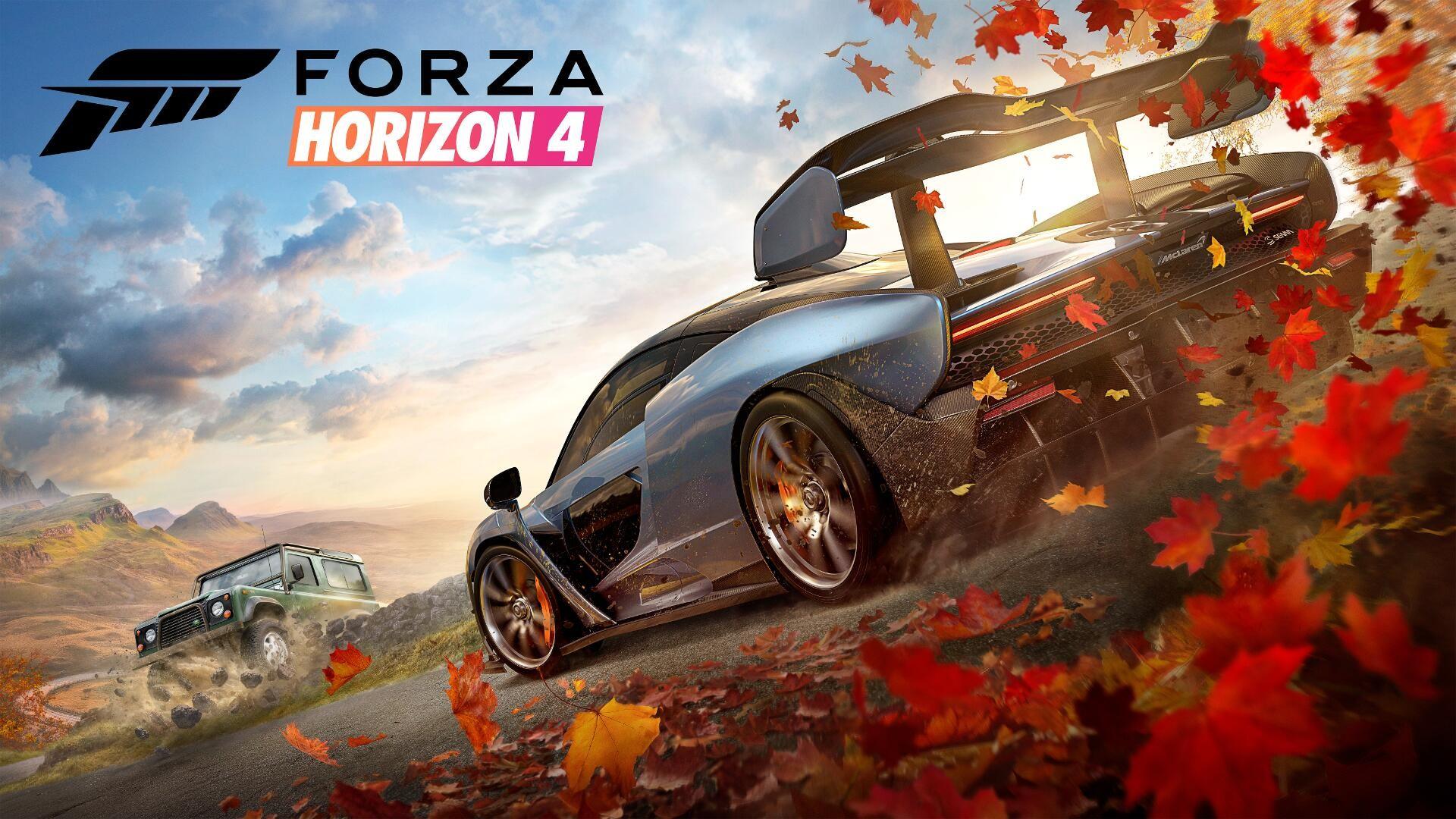 Jeu Vidéo Forza Horizon 4