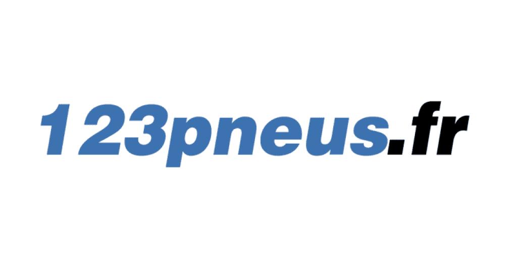 Logo 1 2 3 pneu
