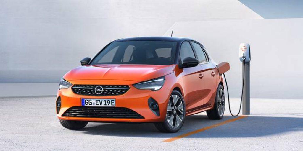 Voiture Electrique Opel Corsa