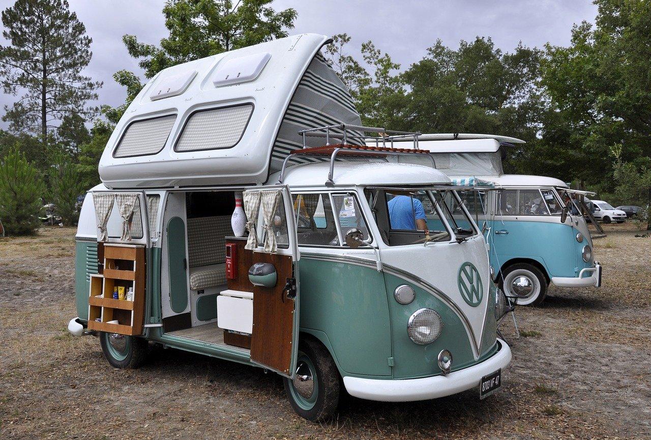 Van Volkswagen aménager